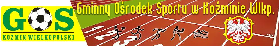 Gminny Ośrodek Sportu Koźmin Wielkopolski