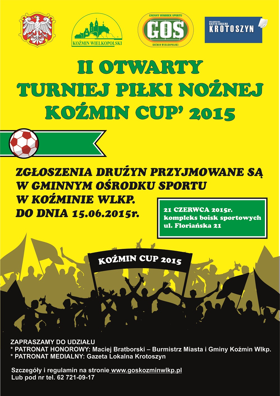 TPN Koźmin Cap 2015