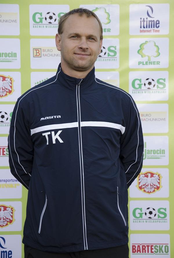 TOMASZ KĄKOLEWSKI - trener