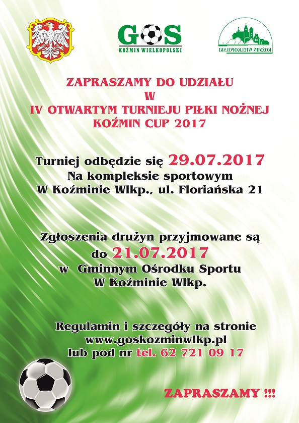 KOŹMIN CUP 2017