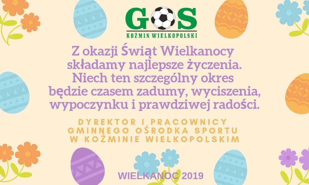 WIELKANOC 2019